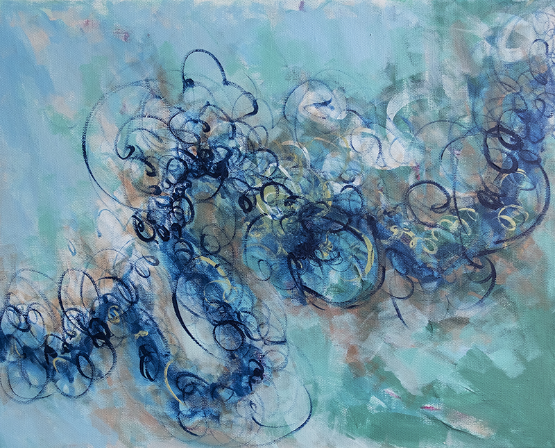 Beth Inglish Art Artist Nashville Abstract Contemporary