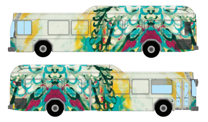 Beth Inglish Joy Bus Nashville Design 2