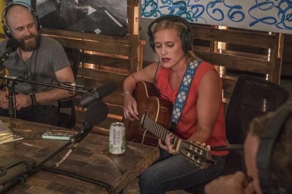 Beth Inglish Matt Walberg Adam Livingston Podcast Nashville Cannot Be Stopped (1)