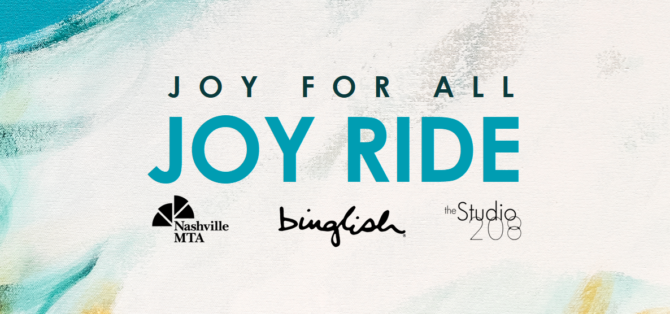 Joy Ride Bus Graphic